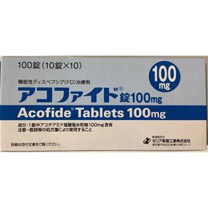 Acofide Tablets 100mg : 100tablets