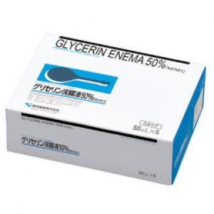 Kenei G Enema 50% S Type 50ml : 5bottles