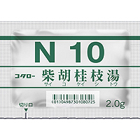 Saikokeishito[N10] : 42bags(for two weeks)