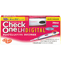 Ovulation Test, Check One LH Digital 10tests