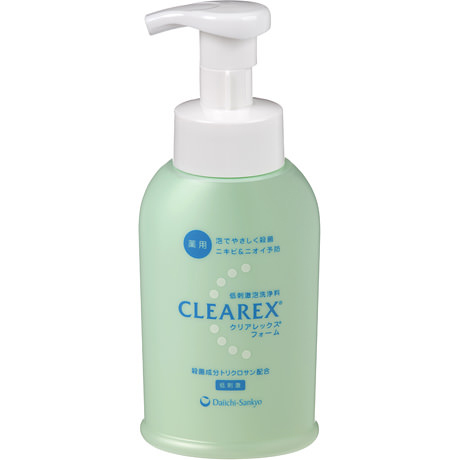 Clearex Foam: 200ml