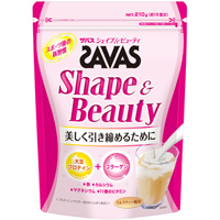 SAVAS Shape & Beauty : 360g