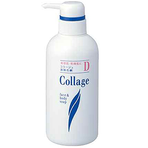 Collage D Liquid Soap: 400ml