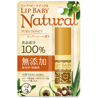 Mentholatum Lipbaby (Pure Honey) : 4g