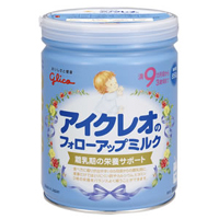 ICREO Followup Milk : 850g*3cans