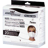N95 MASK duck bill type [No.A2320-20] : 20sheets