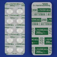 Calcium L-Aspartate 200mg SAWAI : 100tablets
