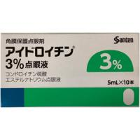 Eyedroitin 3% ophthalmic solution : 5ml x 10