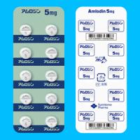 Amlodin Tablets 5mg : 100tablets