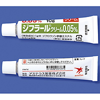 Diflal Cream 0.05% : 10g×10tubes