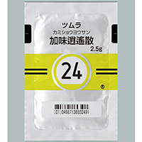 Tsumura Kamisyouyousan[24] : 42bags(for two weeks)