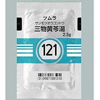 Tsumura Sammotsuogonto[121] : 42bags(for two weeks)