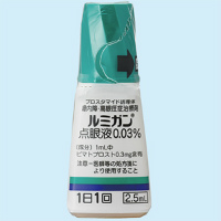 Lumigan Ophthalmic Solution 0.03% : 2.5mL