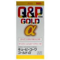 Q & P KOWA GOLD a : 160 tablets