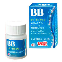 Chocola BB Lucent C : 180 tablets