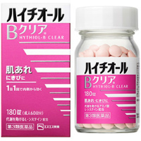 HYTHIOL-B CLEAR : 72 tablets