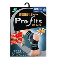 Pro-fits supporter for ankles: 1 sheet L size