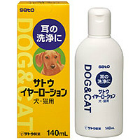 Sato Ear Lotion : 140ml